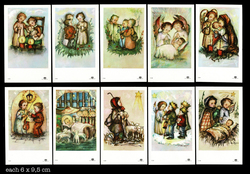 Small religious prints images