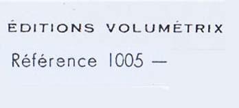 Volumetrix