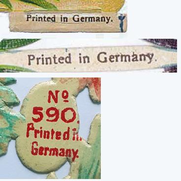 Printedingermany